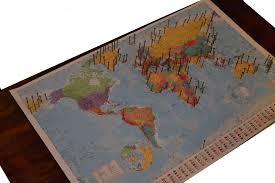 Diy String Art The Crafty Novice Diy String Art World Map