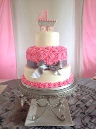 Girl Baby Shower Cakes You Can Look Baby Shower For Girl Cake You