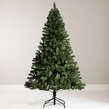 Buy John Lewis The Basics Festive Fir Christmas Tree, 6ft Online at  johnlewis.com ...