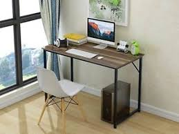 home office workstation. Image Is Loading Mr-IRONSTONE-Computer-Desk-120x60cm-Home-Office-Workstation - Home Office Workstation S