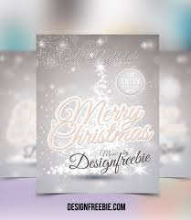 Free Flyer Template Download Free Download Christmas Flyer Template Psd