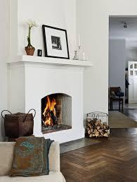 Layout Scandinavian Fireplace Tittle .