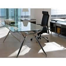 executive glass office desk. Ark 12 £1,165 Executive Glass Office Desk