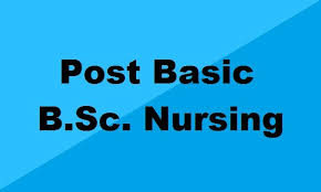 what does bsc stand for post basic b sc nursing eligibility admission details careers