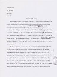 food insecurity essay alexander peter s digital portfolio food justice 5 paragraph essay outline