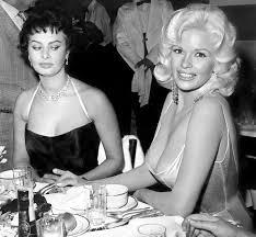 Sophia Loren Finally Explains That Infamous Side Eye Photo With.