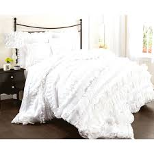 full size of white ruffle duvet cover twin xl ruffle duvet cover uk white waterfall ruffle