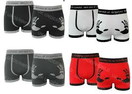 Designer Briefs Pk Of 6 Pairs Mens Boxer Shorts Seamless Trunks Briefs Adults Underwear Designer