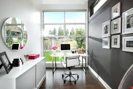 gallery small home office white. Tiny Homes Interior Impressive Wonderful View In Gallery Small Home Office With A Cool Gray Wall Design Construction Kitchen Island Ikea White N