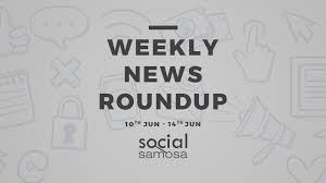 Social Media News Round Up Facebooks New Features Snapchat Trends