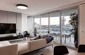 Apartment Living Room Design Magnificent Moving From A Spacious Property To A City Apartment Habitus Living