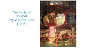 5 the lady of shalott by william hunt 1903
