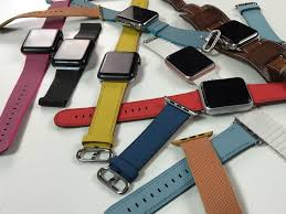 Apple <b>Watch bands</b> rumors: What's coming in the Fall collection ...
