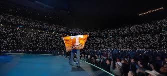 Neyland Stadium Garth Brooks Seating Chart Garth Brooks Breaks Neyland Stadium Record On Knoxville Tour