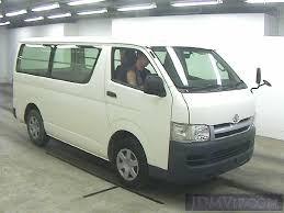 2007 TOYOTA HIACE VAN DX KDH200V - https://jdmvip.com/jdmcars ...