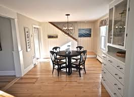 dining room after light and bright