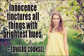Innocent Beauty Quotes Best of Innocence Quotes