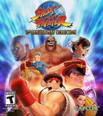 Street Fighter 5 Steam Charts Street Fighter 30th Anniversary Collection Wikipedia