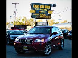 here pay here 2016 bmw x3 in paterson nj 07514 adams auto group