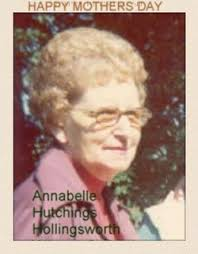 Annabelle Hutchings Hollingsworth (1914-1984) - Find A Grave Memorial