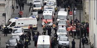 Resultado de imagen para fotos de la tragedia de los atentados este jueves en francia