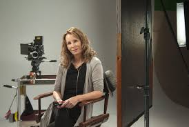 makeup artist trista jordan pictured in the studio at north by northwest has worked