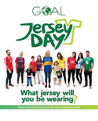 Image result for goal jersey day