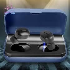 3D Stereo Bluetooth Earphone TWS <b>T1 Pro</b> Headset <b>Wireless</b> ...