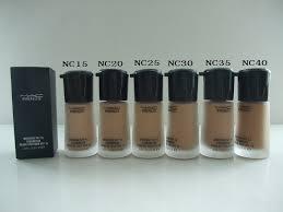 whole s mac mineralize spf 15 foundation