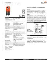 belimo tfb120 s wiring diagram