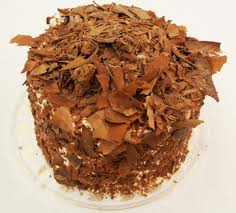 Decorated German Chocolate Cake Taste Of Denmark Store Cakes