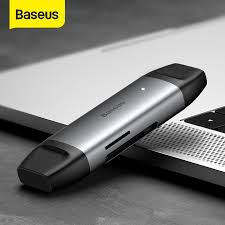 <b>Baseus Card</b> Reader Type C USB 3.0 to USB Micro <b>SD</b> TF ...