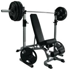 Olympic Bench Press WWalkIn Squat For Home Gyms Marcy MD857Squat And Bench Press