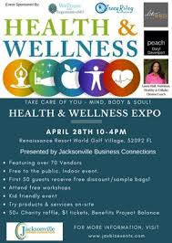 Health Wellness Expo Free Event Business Member