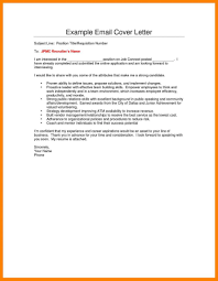 How To Email A Resume And Cover Letter For Study Attachments