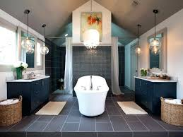 chandelier over tub bathroom lighting chandelier ideas modern chandeliers over tub with white drum chrome and