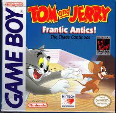 tom & jerry 2 der film gameboy: Amazon.de: Games
