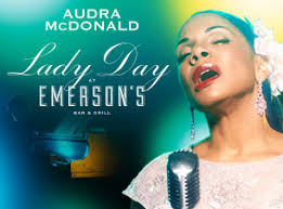 Emerson Bar And Grill Seating Chart Lady Day Tickets No Service Fees