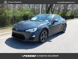 2015 Used Scion FR-S 2dr Coupe Automatic at Toyota of Fayetteville ...