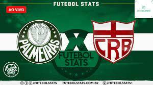 Como assistir Palmeiras x CRB Futebol AO VIVO – Copa do Brasil 2021 -  Futebol Stats