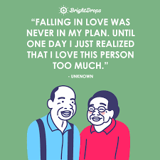 23 Too True Quotes About Falling In Love Bright Drops