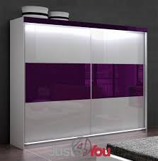 Led Bedroom Furniture Bedroom Furniture Mona Lisa 2 Led With Fronts In High Gloss