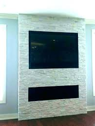 how to hang a tv on plaster walls hang on wall mount on brick fireplace how
