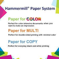 "Hammermill® Copy Plus Copy Paper, 8 1/2"" X 11"", Case 
