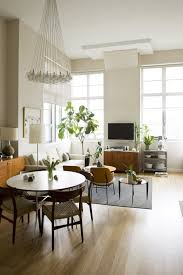 apartment furniture nyc. A CUP OF JO: New York Apartment Tour, General Inspiration-white, Wood, Mid-century Furniture, Lots Of Plants Furniture Nyc U