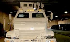 RPD, sheriff: Military equipment sees little action | Local ...
