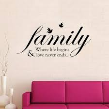 Family Quote Amazing Family Quote Wall Decal At AllPostersau
