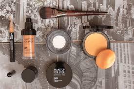 makeup forever uk launch makeup forever hd foundation powder brush concealer