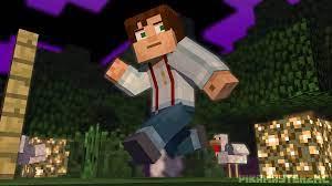 Minecraft Story Mode: Jesse Wallpaper(s ...