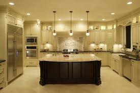 awesome traditional country kitchen ideas brown varnished wood kitchen island white lacquered wood kitchen cabinet white